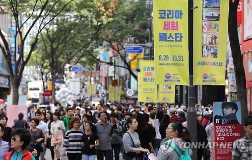 首尔中区打击假冒名牌产品 香奈儿占四分之一