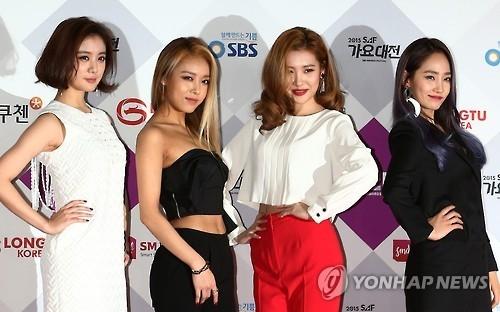 女团Wonder Girls解散 宣美誉恩另寻新东家