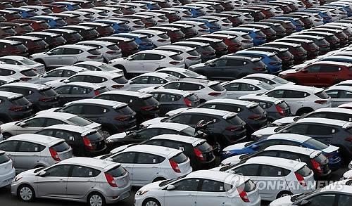 去年韩国汽车国内产量创2010年来新低