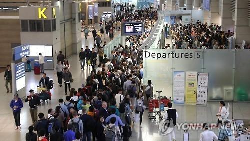 韩2016年接待中国游客破800万