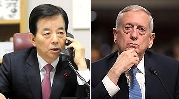 详讯:韩美防长商定保持戒备及时应对朝鲜挑衅