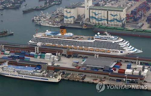 限韩令力度加剧 中赴韩邮轮减班