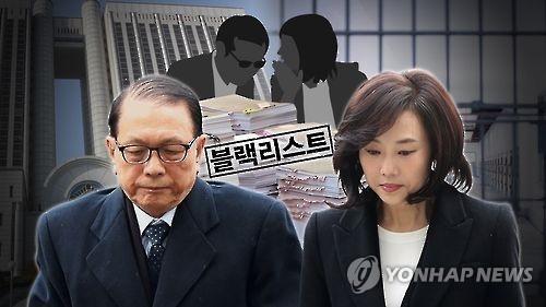 韩亲信门独检组认定朴槿惠介入制定文艺界黑名单 - 2
