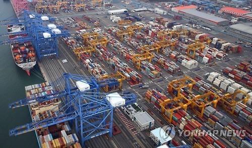 详讯:韩1月出口同比增11.2% 增速时隔4年重回两位数