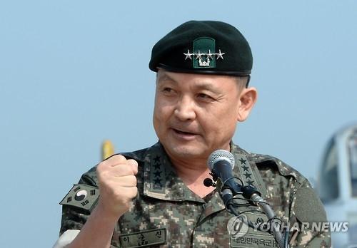 韩美参谋长通电话商讨落实对朝延伸威慑