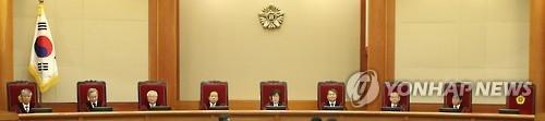 韩女法官当选宪法法院代院长指挥总统弹劾案