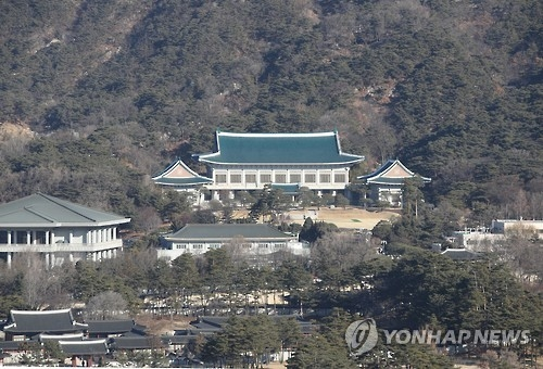 韩总统亲信门独检组强调依法搜查青瓦台