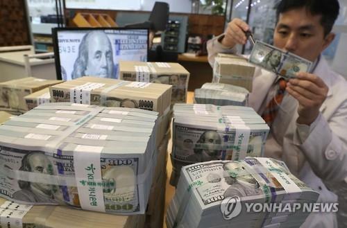 韩2017年1月外汇储备时隔4个月增加