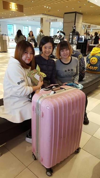 访韩的中国散客(首尔市政府提供)