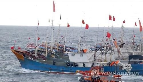 报告:中国非法捕捞导致韩渔业产量减至44年来最低