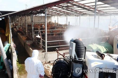详讯:韩畜牧养殖户禁运30小时