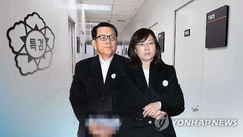 韩文艺界黑名单案告结 总统再成共犯