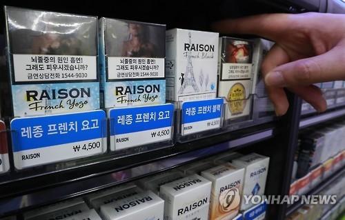 2016年韩国香烟进出口额均创历史新高