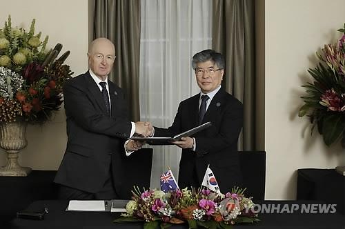 韩澳续签货币互换协议 规模翻番