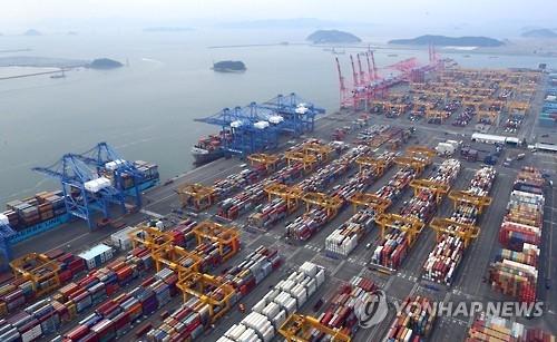 报告:韩国全球出口占比居首项目数量远不及中国