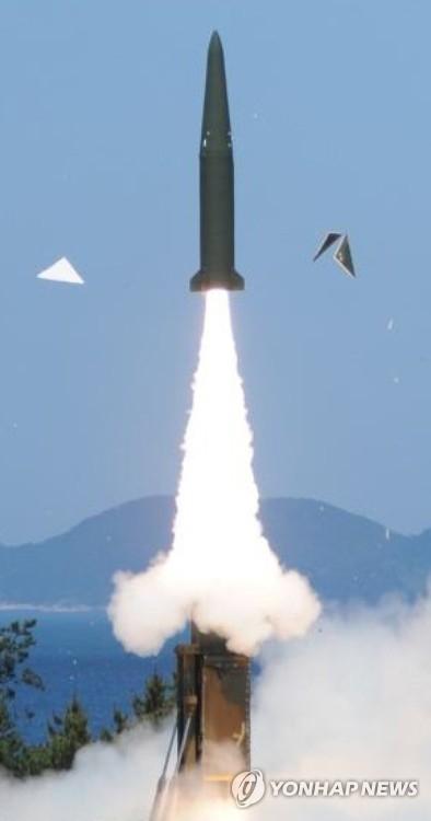 韩政府考虑实射玄武系列导弹应对朝鲜射弹