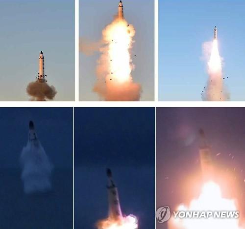 """朝鲜导弹威胁凸显或加快""""萨德""""入韩"""