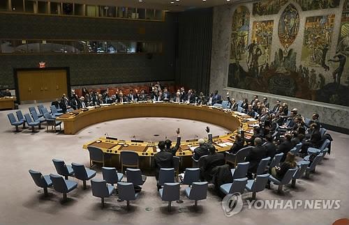 简讯:联合国安理会谴责朝鲜试射中程导弹
