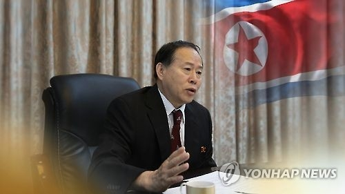 投韩朝鲜公使:朝副外相家属受张成泽牵连被清洗