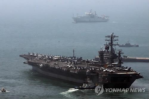 详讯:韩美就美战略武器参加联合军演达成一致