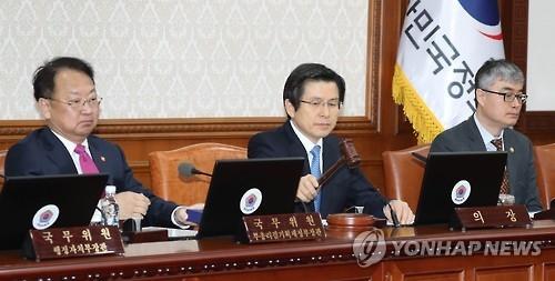 韩代总统强烈谴责朝鲜射弹