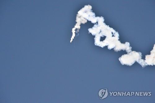 详讯:韩情报机构称朝垂直射弹 斜射射程超2千公里