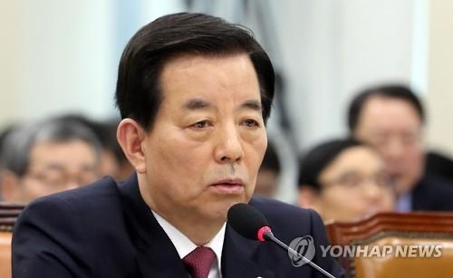 """韩防长:韩军""""杀伤链系统""""可拦截朝鲜新型导弹"""