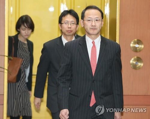 详讯:韩召见日公使抗议误导中小学生独岛领土观