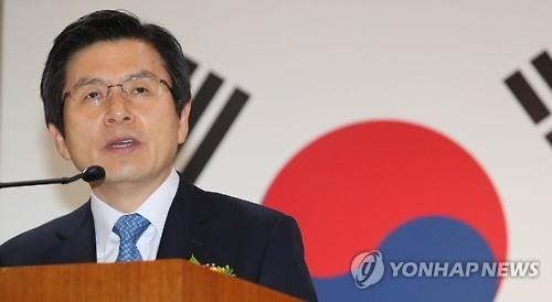 韩代总统警告朝鲜不停止挑衅就等于自灭