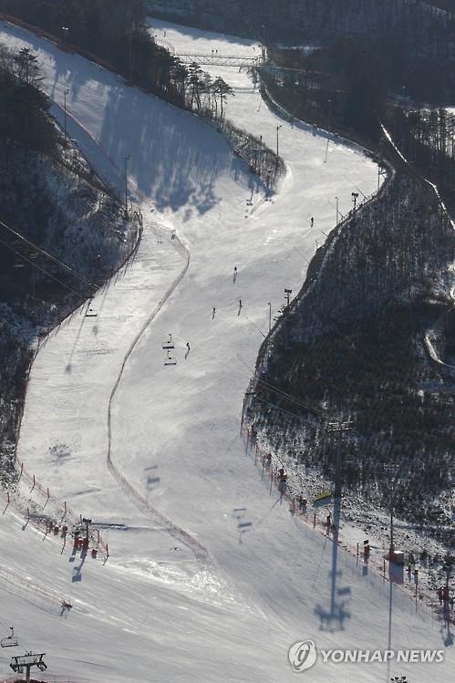 韩邀请外国媒体人和票商游平昌为冬奥造势