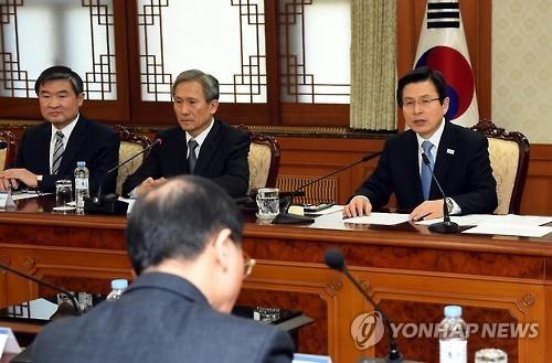 韩代总统:金正男遇害凸显金正恩政权残忍性