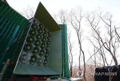 韩政府将用扩音器向朝传播金正恩杀害长兄消息