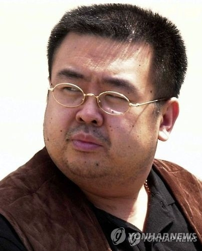 韩军在金正男遇害后保持高度戒备