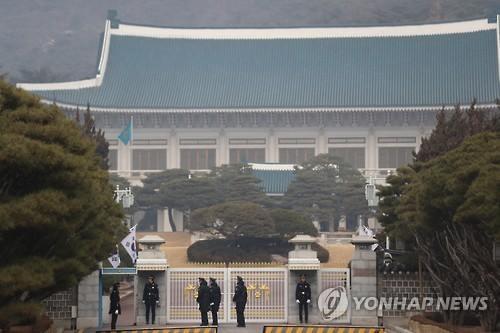 韩独检组提请勒令总统府配合搜查被驳回