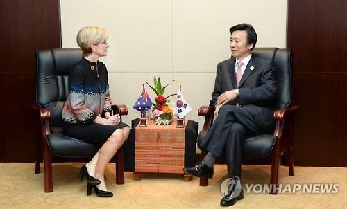 澳大利亚外长将于17日访韩