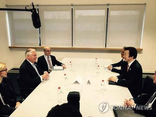 简讯:韩美外长认为朝发展核武装进入最后阶段