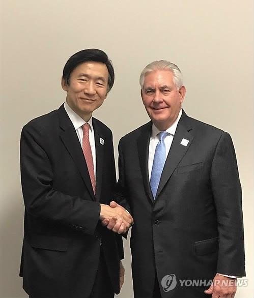 详讯:韩美外长认为朝发展核武装进入最后阶段