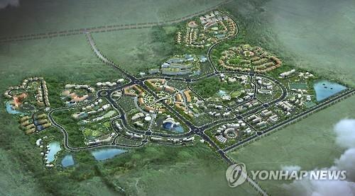 中国绿地集团在济州设立的营利医院有望年内开业