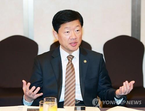 韩拟通过深化韩中产业合作应对贸易保护主义