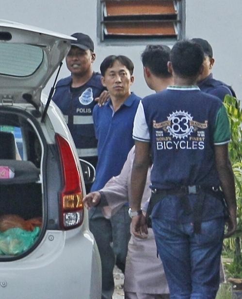 朝使馆要求面谈刺杀金正男朝鲜籍疑凶遭拒