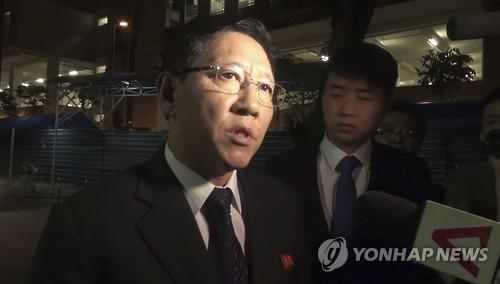 简讯:朝驻马来大使称马警方调查不可信