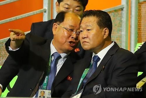 朝崔龙海被传或访华 韩军保持关注
