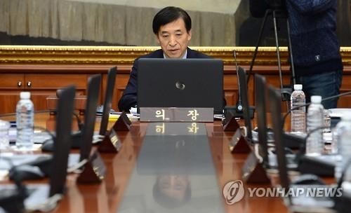 详讯:韩央行维持利率不变 政经环境复杂为主因