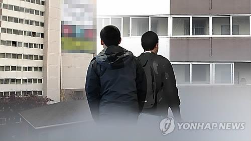 在韩外国人中非法居留者比重超一成
