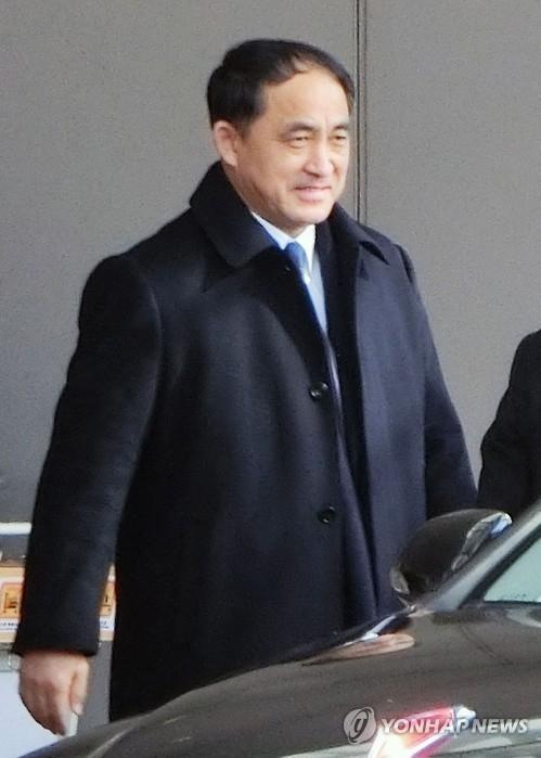 韩外交部:注视朝副外相访华 望有助弃核