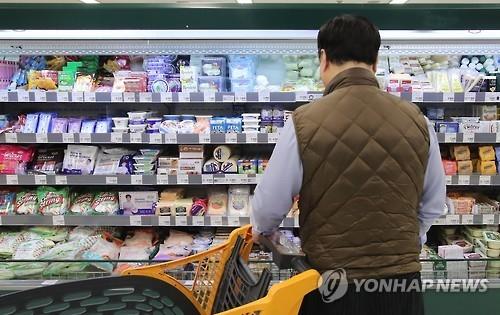 详讯:韩2月CPI同比上涨1.9% 油价大涨生鲜小涨