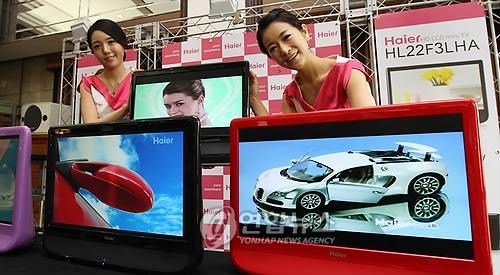 中国产家电物美价廉在韩受青睐