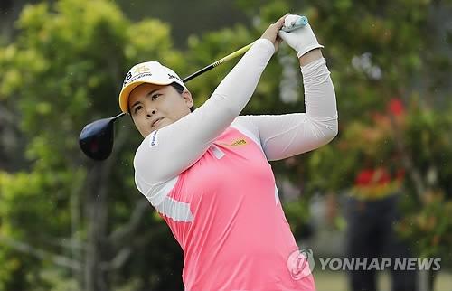 朴仁妃时隔16个月再夺LPGA巡回赛冠军
