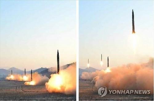 韩联参:朝鲜所射飞行物疑似改良版飞毛腿导弹