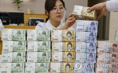 韩国户均月入两万八花掉一半多